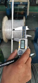 电线必威电竞质量控制-过程检验